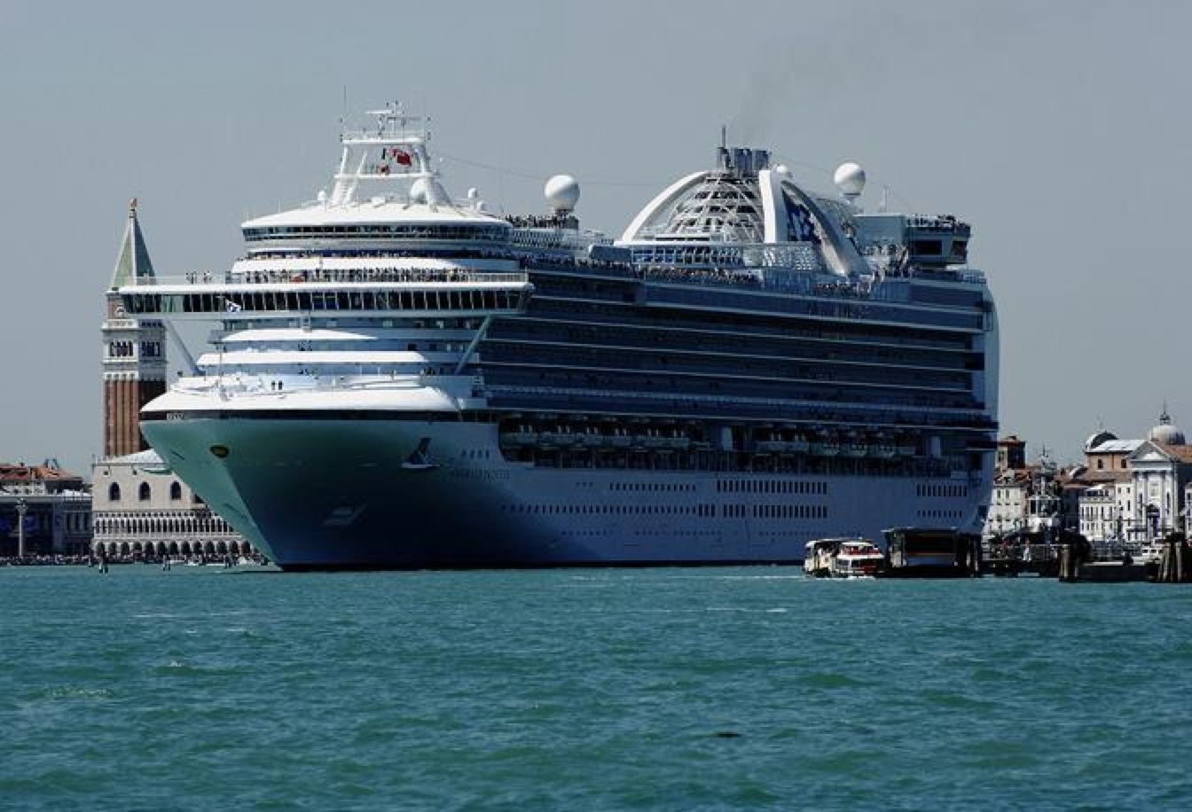 La crescita del turismo crocieristico